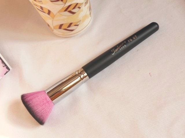 Sedona Lace Makeup Brush - Flat Top Buffer Brush FB 07