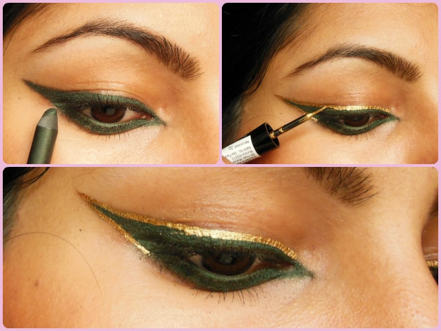 Dual Colored Eye Liner