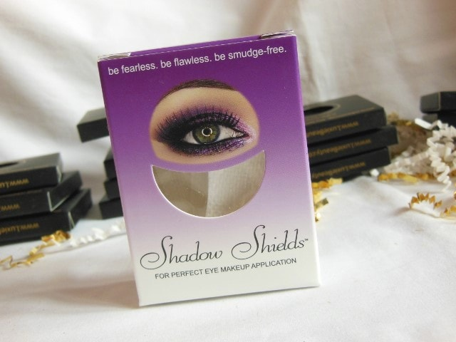 Luxie beauty Haul - Shadow Shields
