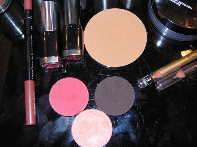 Makeup Forever Eye Shadows
