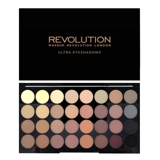 Makeup Revolution Palette Offers