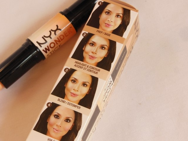 NYX Wonder Stick Demo