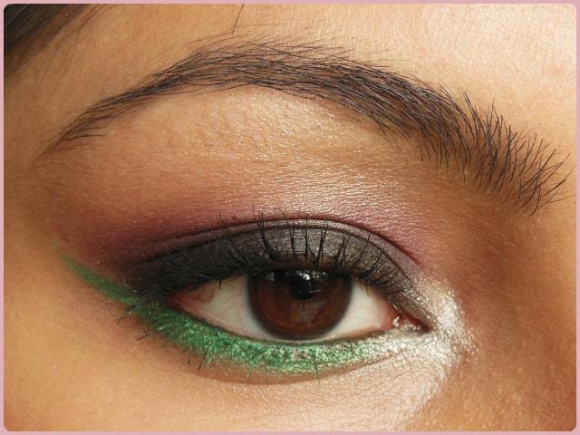 Pop Of Green Eyes