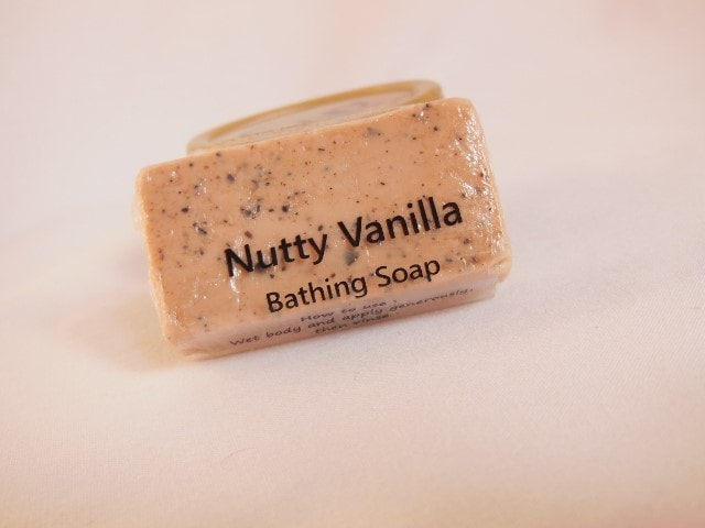 Sand For Soapholics Nutty Vanilla Soap