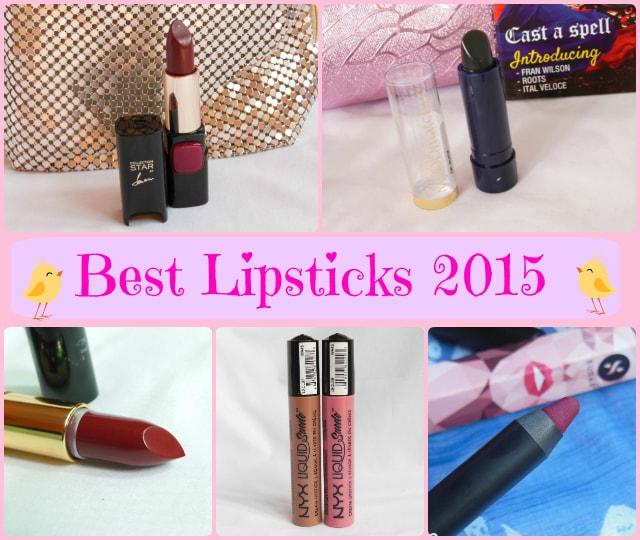 Best Lipsticks 2015