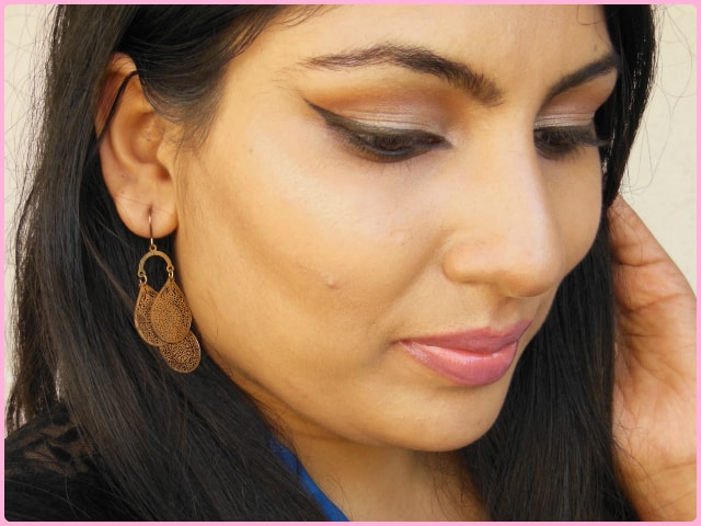 Etude House Drawing Show Creamy Liner BR401 FOTD