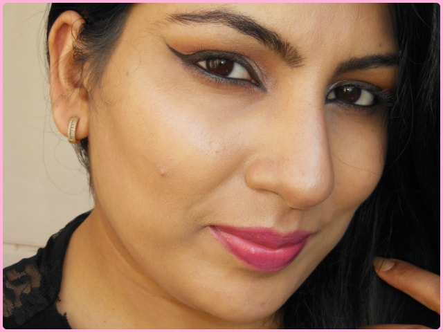 Etude House Drawing Show Creamy Liner FOTD