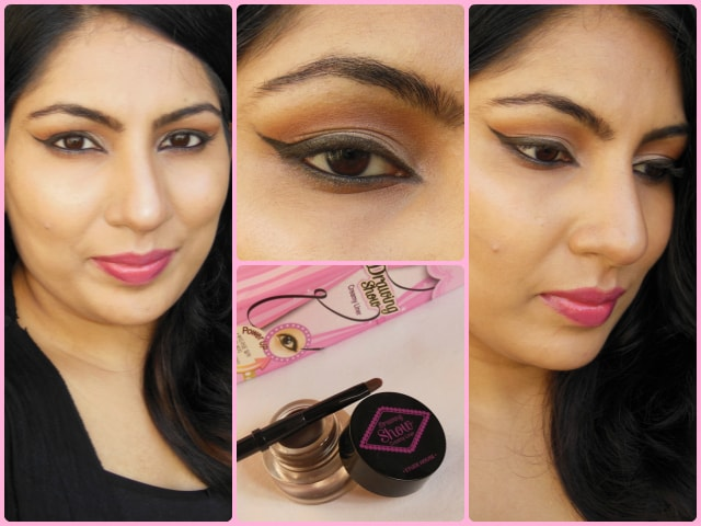 Etude House Drawing Show Creamy Liner Look