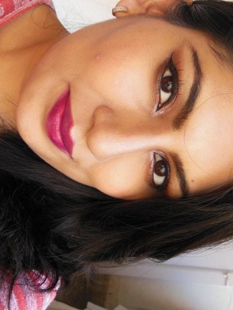 Fran Wilson Mood Matcher Lipstick Black FOTD