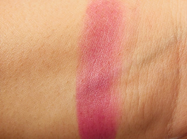 Fran Wilson Mood Matcher Lipstick Black Swatch