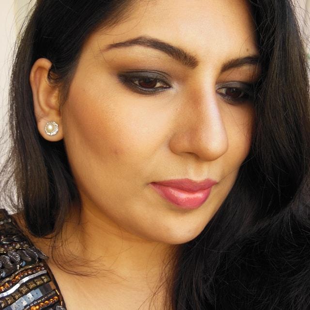 Gerua Song Inspired Makeup Look FOTD 2