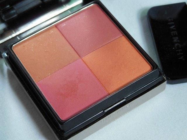 Givenchy Prisme Again! Euphoric Orange Blush