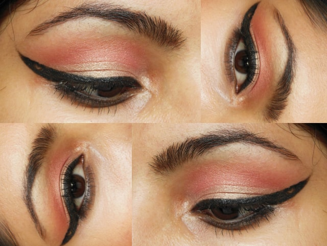 Heart Eye Liner Eye Makeup