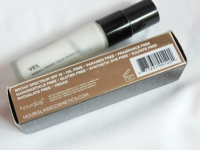 Hourglass Veil Mineral Primer Claims