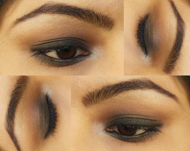 Kajol Gerua Song Inspired Eye Makeup
