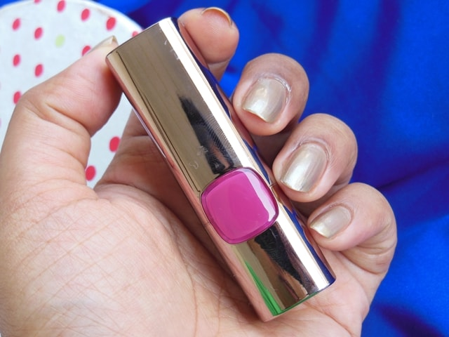 L'Oreal Color Riche Lipstick Glamor Fuchsia