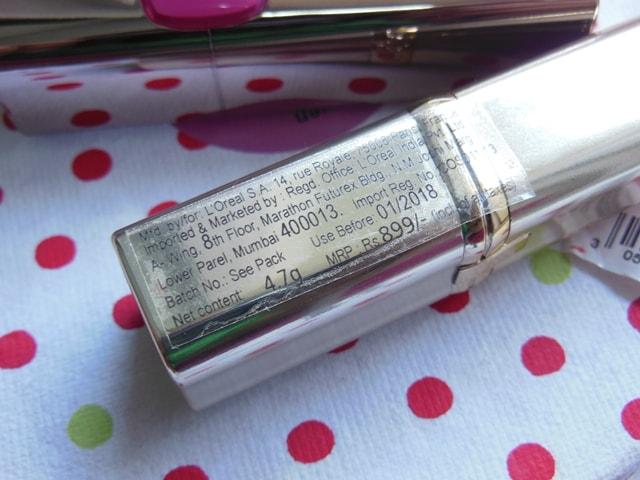L'Oreal Color Riche Lipstick  Price
