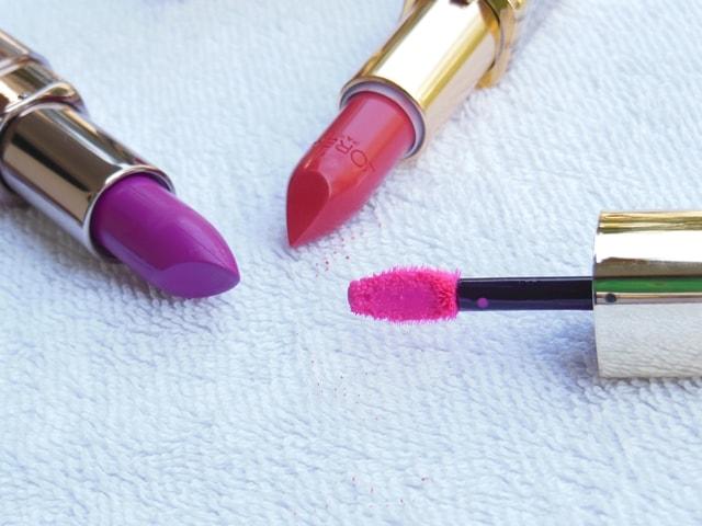 L'Oreal Color Riche Lipsticks - My Color Obsession