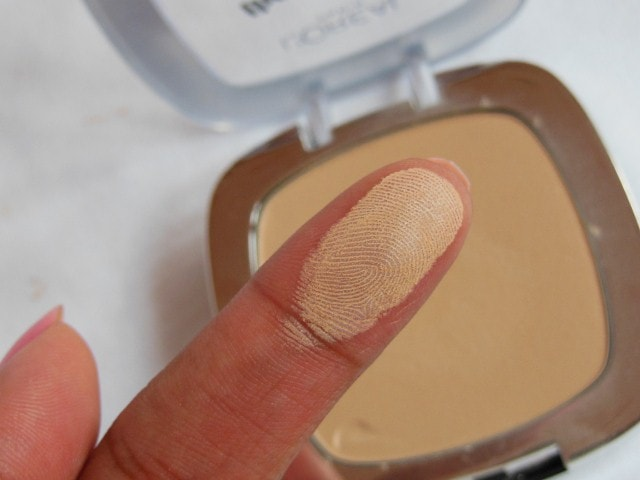 L'Oreal True Match Compact Swatch