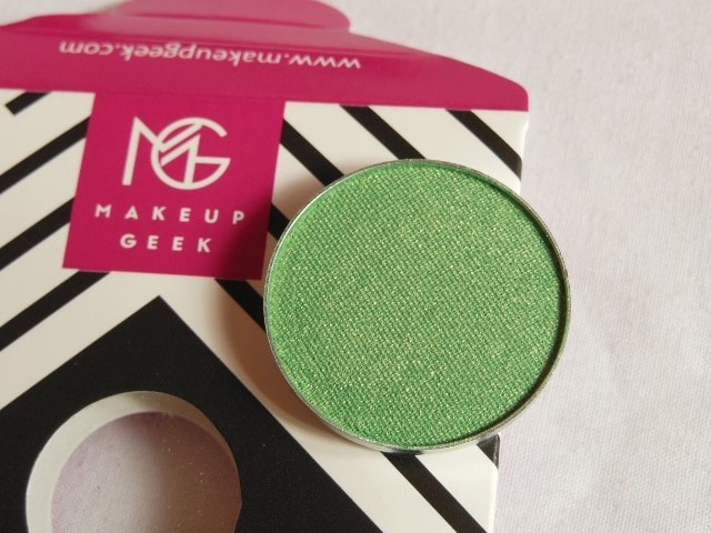 Makeup Geek Appletini Eye Shadow
