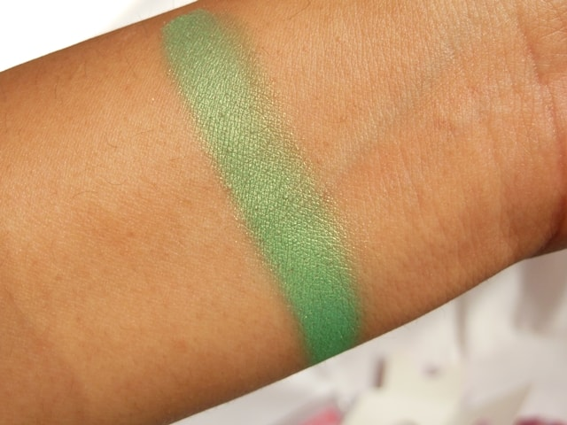 Makeup Geek Appletini Swatch