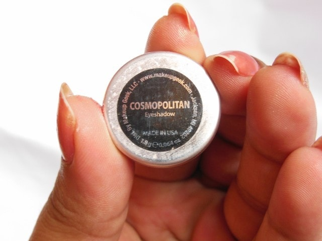 Makeup Geek Cosmopolitan  Eye Shadow