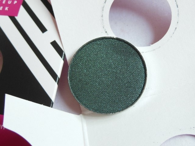 Makeup Geek Envy Eye shadow Shade