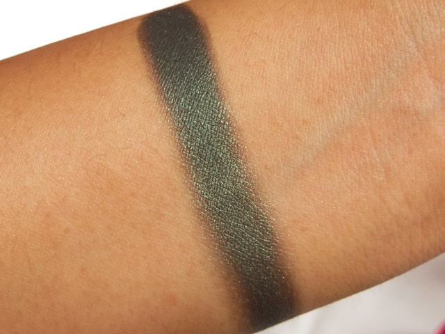Makeup Geek Envy Eye shadow Swatch 2