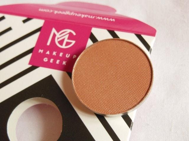 Makeup Geek Eye Shadow Frappe