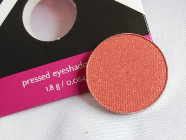 Makeup Geek Mango Tango Eye Shadow Review