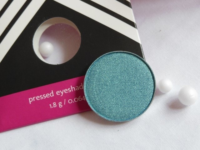 Makeup Geek Mermaid Eye shadow Review
