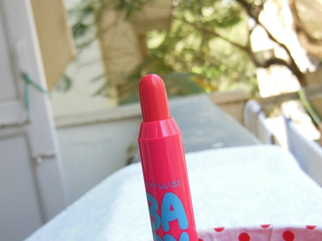 Maybelline Baby Lips Candy Wow Lip Balm Raspberry Review