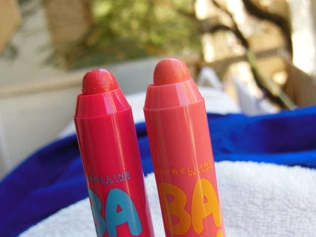 Maybelline Baby Lips Candy Wow Lip Balms Review
