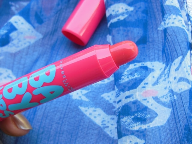Maybelline Candy Wow Lip Balm Raspberry
