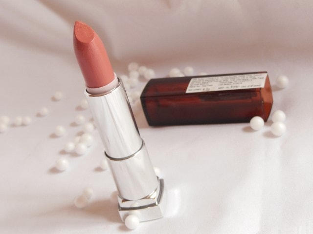 Maybelline Colorsensational Warm Me Up Lipstick