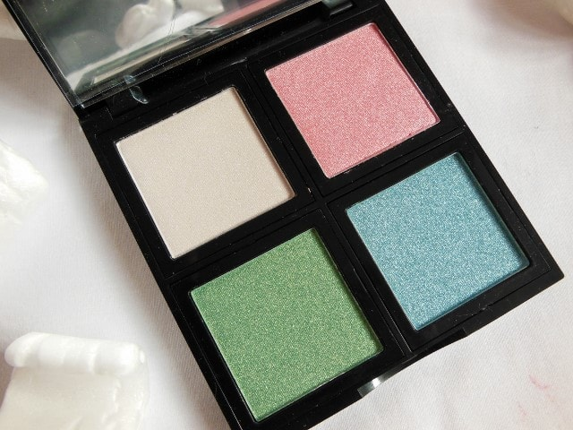 Sedona Lace The Babe Collection Eye Shadow Palette Dana Review