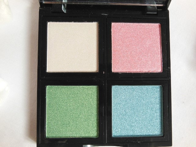 Sedona Lace The Babe Collection Eye Shadow Palette Dana