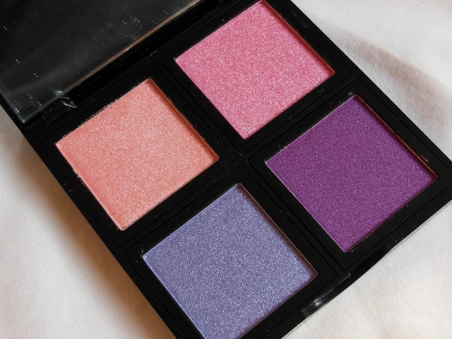 Sedona Lace The Babe Collection Eye Shadow Palette Daniela Review