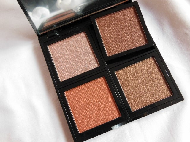 Sedona Lace The Babe Collection Eye Shadow Palette Removable Pan