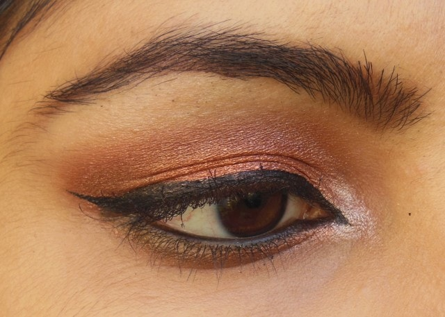Sedona Lace The Babe Collection Eye Shadow Palette Suzzane EOTD