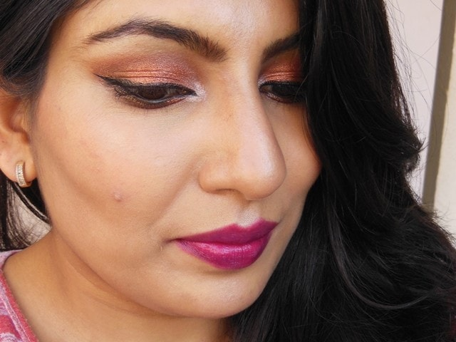 Sedona Lace The Babe Collection Eye Shadow Palette Suzzane FOTD