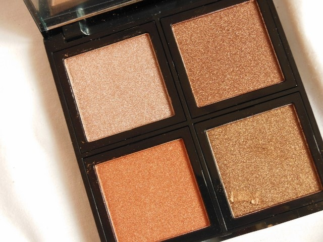 Sedona Lace The Babe Collection Eye Shadow Palette Suzzane