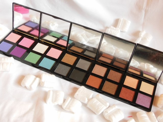 Sedona Lace The Babe Collection Palettes