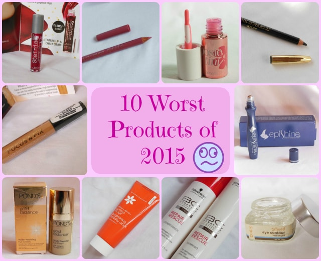 Worst Products 2015