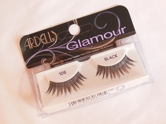 Ardell Glamour 106 False Eye Lashes