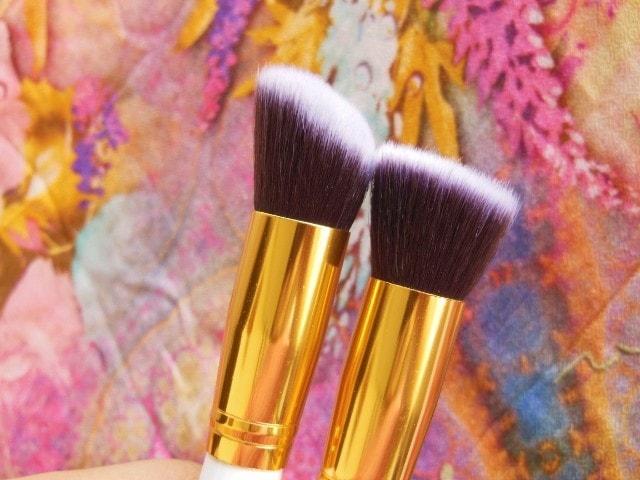 BornPrettyStore Makeup- Angled face brushes