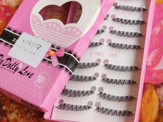 BornPrettyStore Makeup- Eyelashes Packaging