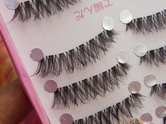 BornPrettyStore Makeup- Eyelashes Review