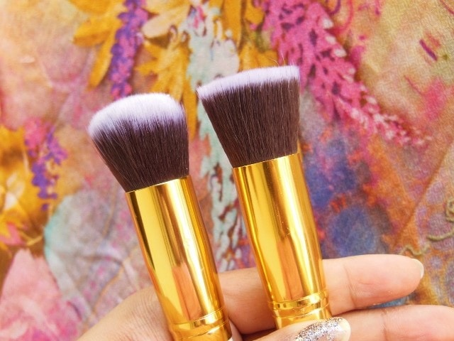BornPrettyStore Makeup- Flat face brushes