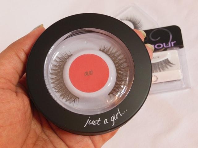 Bulls Eye Lashes Packaging